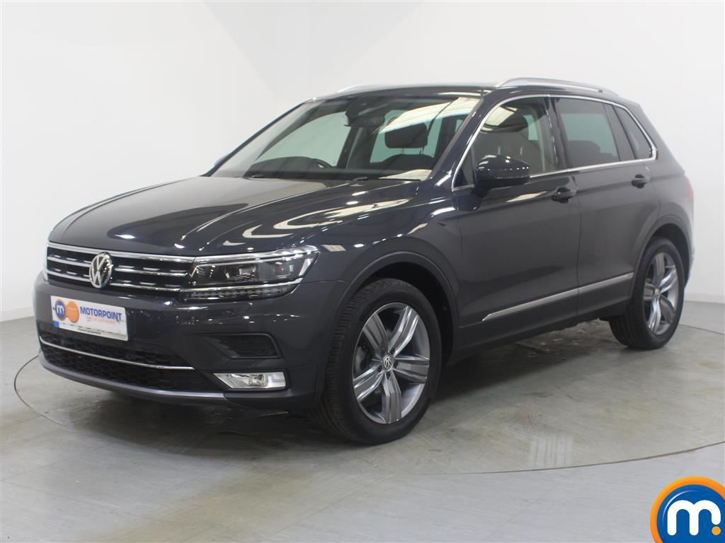 Volkswagen Tiguan SEL - Stock Number (981023) - Passenger side front corner