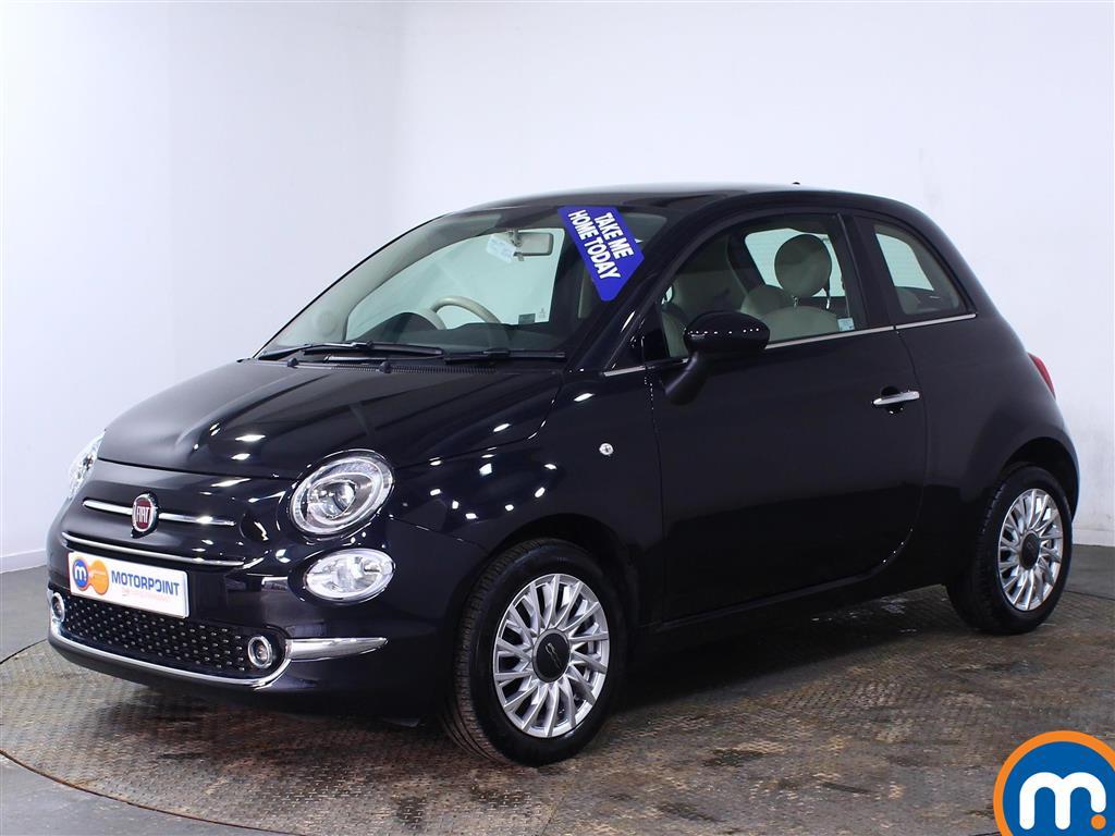 Fiat 500 Lounge - Stock Number (1007227) - Passenger side front corner
