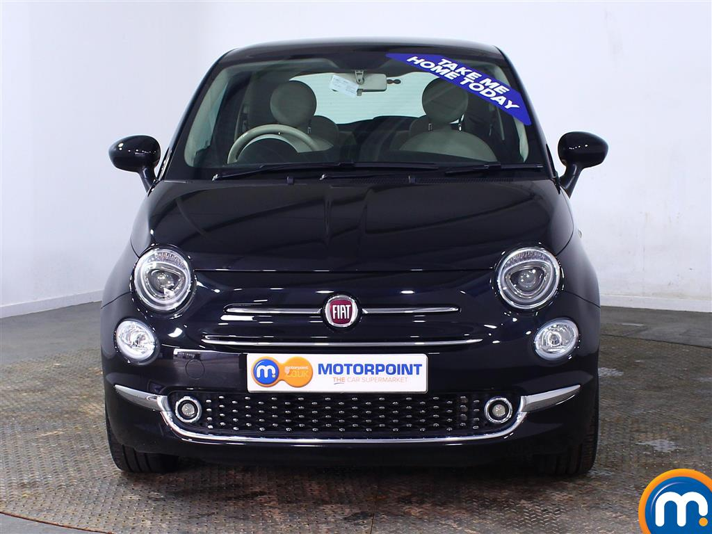 Fiat 500 Lounge Manual Petrol Hatchback - Stock Number (1007227) - Front bumper
