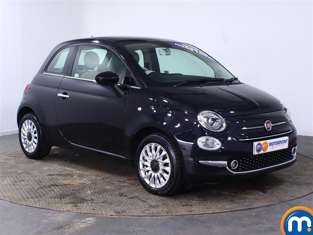 Fiat 500 Lounge Manual Petrol Hatchback - Stock Number (1007227) - Drivers side front corner