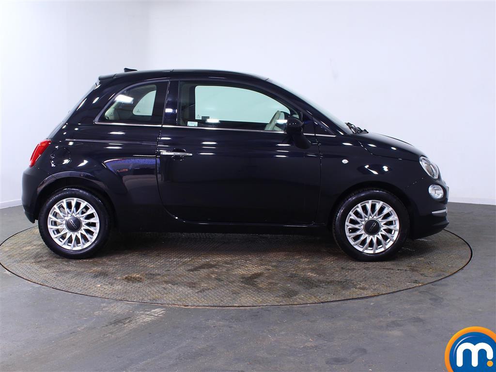 Fiat 500 Lounge Manual Petrol Hatchback - Stock Number (1007227) - Drivers side