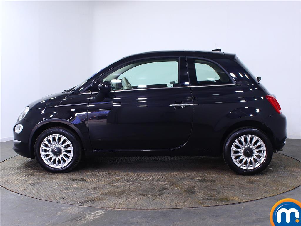 Fiat 500 Lounge Manual Petrol Hatchback - Stock Number (1007227) - Passenger side