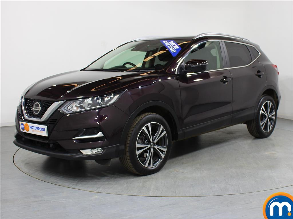 Nissan Qashqai N-Connecta - Stock Number (1005241) - Passenger side front corner