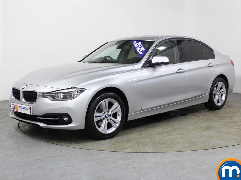 BMW 3 Series Sport - Stock Number (998986) - Passenger side front corner