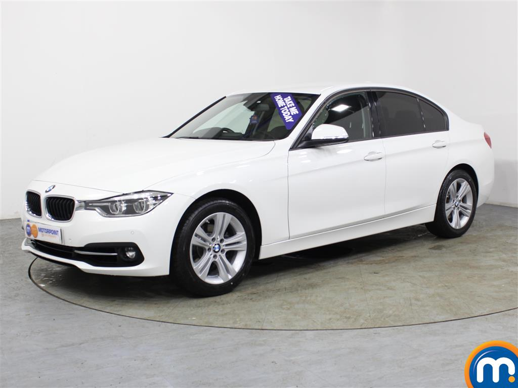 BMW 3 Series Sport - Stock Number (998985) - Passenger side front corner