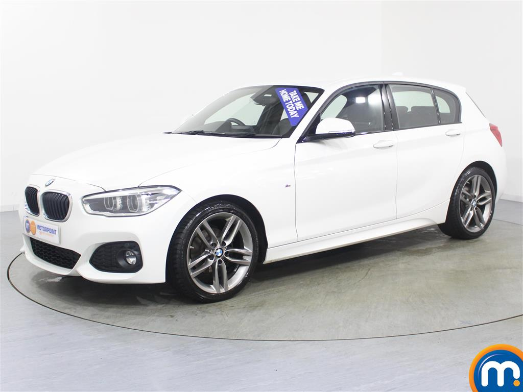 BMW 1 Series M Sport - Stock Number (1001681) - Passenger side front corner