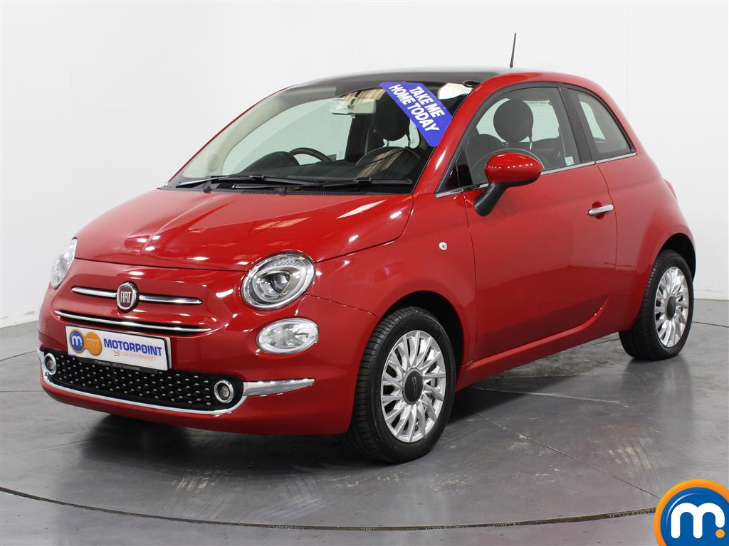 Fiat 500 Lounge - Stock Number (999153) - Passenger side front corner