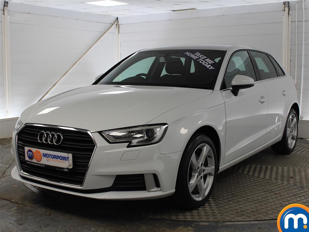 Audi A3 Sport - Stock Number (1008291) - Passenger side front corner