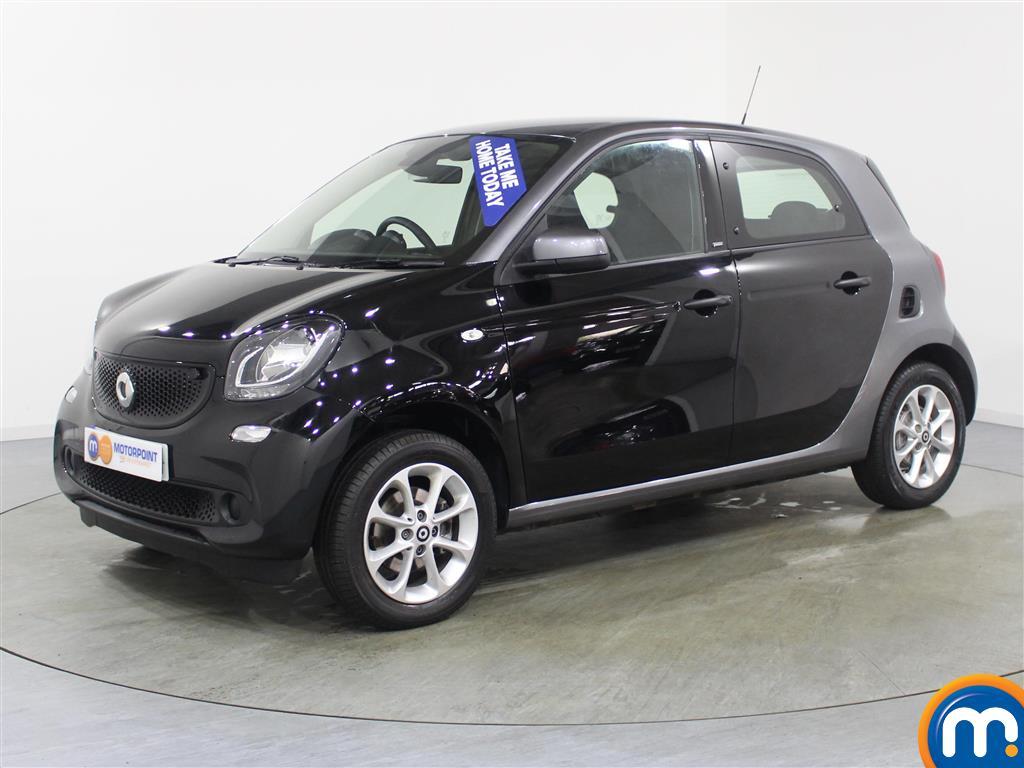 Smart Forfour Hatchback Passion - Stock Number (994920) - Passenger side front corner