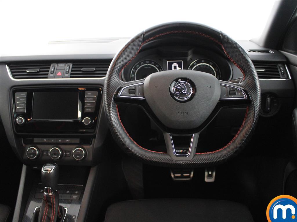 Skoda Octavia VRS Automatic Diesel Hatchback - Stock Number (1006028) - 3rd supplementary image