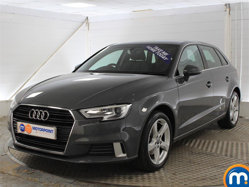 Audi A3 Sport - Stock Number (1009851) - Passenger side front corner