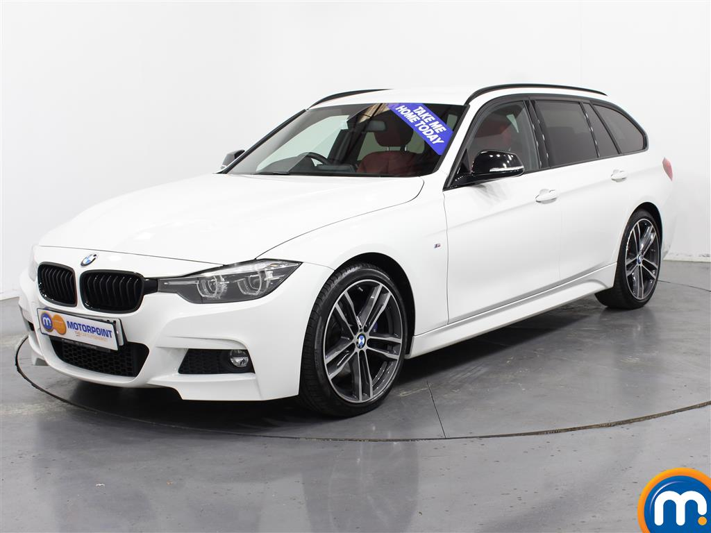 BMW 3 Series M Sport Shadow Edition - Stock Number (1002859) - Passenger side front corner