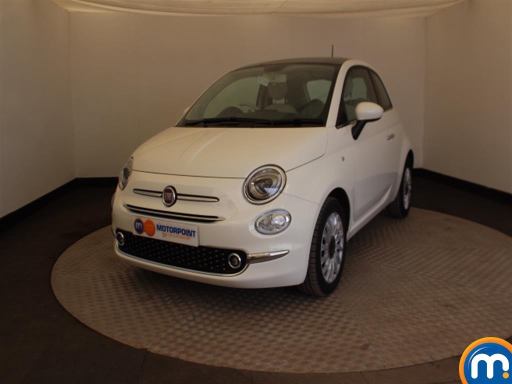 Fiat 500 Lounge - Stock Number (1009213) - Passenger side front corner