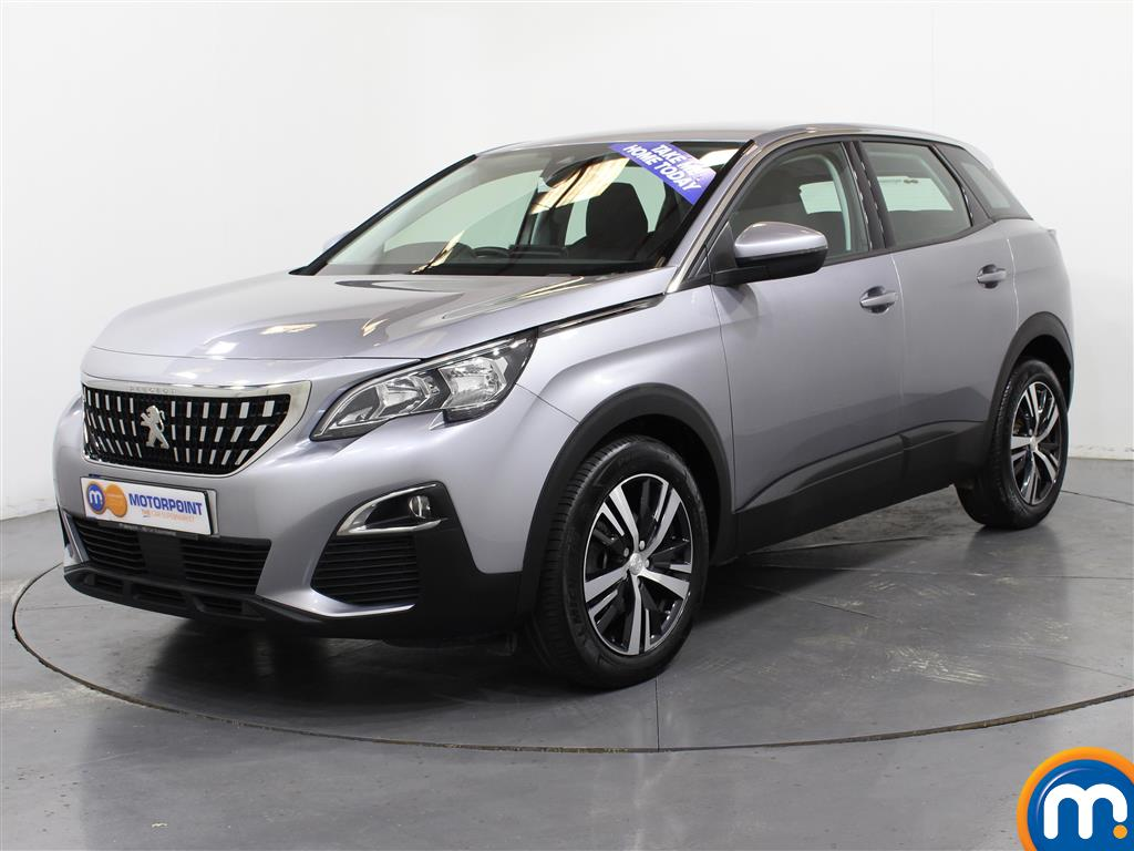 Peugeot 3008 Active - Stock Number (1006404) - Passenger side front corner