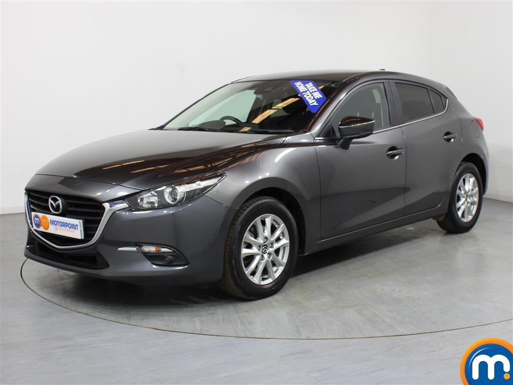 Mazda 3 SE-L Nav - Stock Number (1000818) - Passenger side front corner