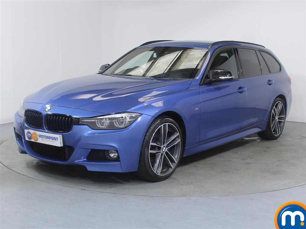 BMW 3 Series M Sport Shadow Edition - Stock Number (998470) - Passenger side front corner