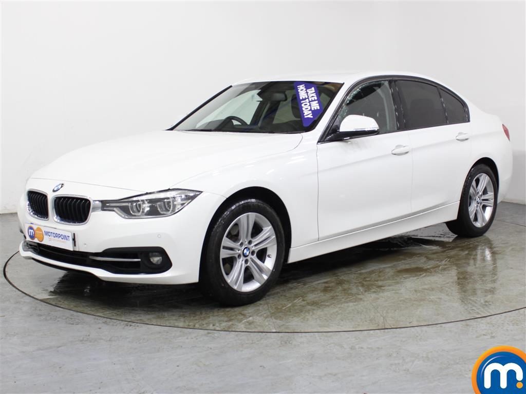BMW 3 Series Sport - Stock Number (998983) - Passenger side front corner