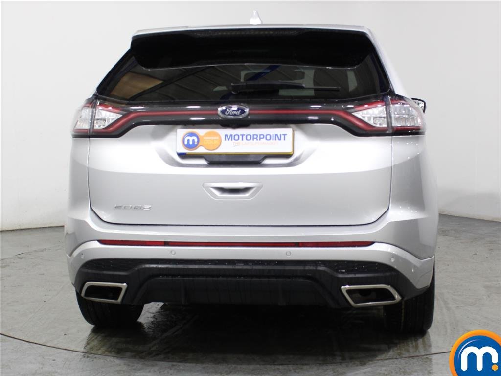 Ford Edge St-Line Automatic Diesel Hatchback - Stock Number (1004764) - Rear bumper