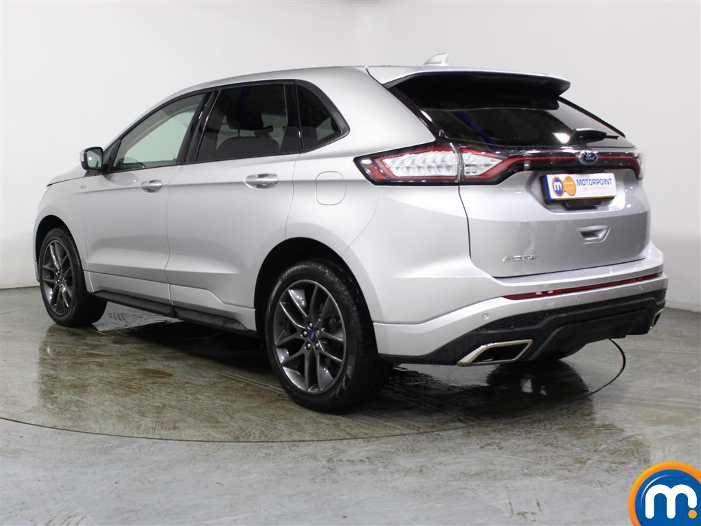 Ford Edge St-Line Automatic Diesel Hatchback - Stock Number (1004764) - Passenger side rear corner