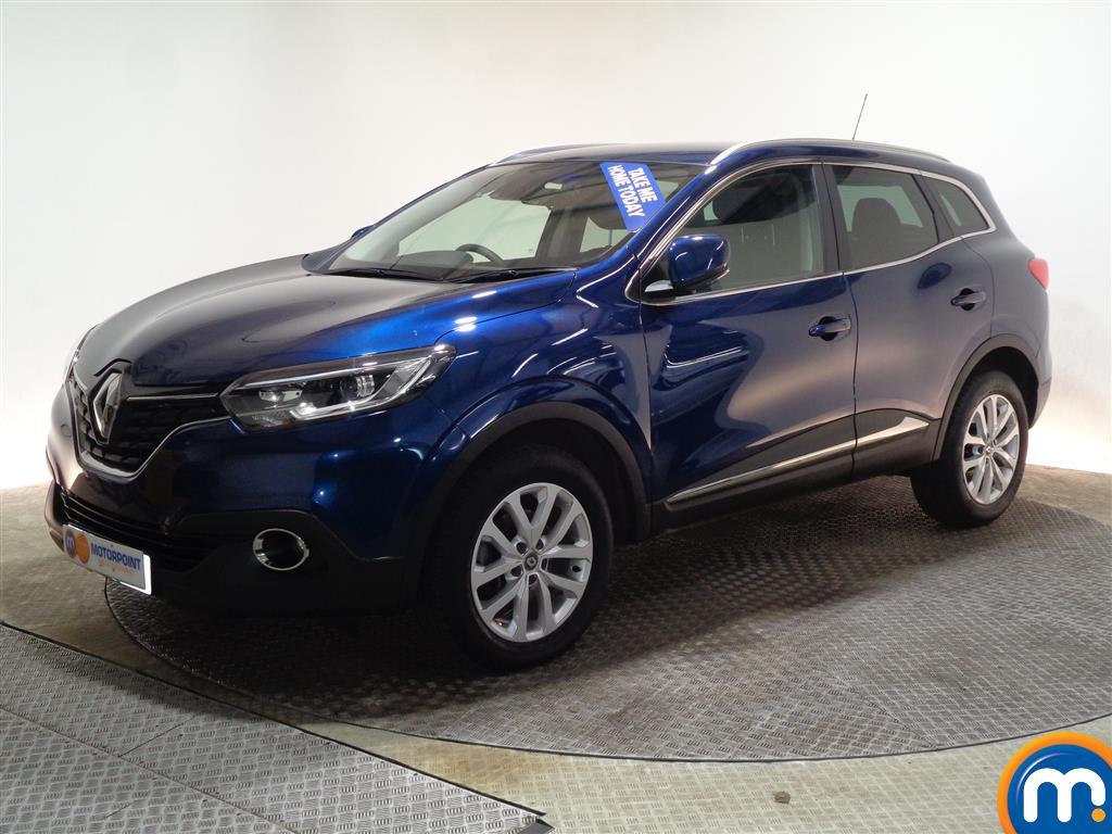 Renault Kadjar Dynamique Nav - Stock Number (1002404) - Passenger side front corner