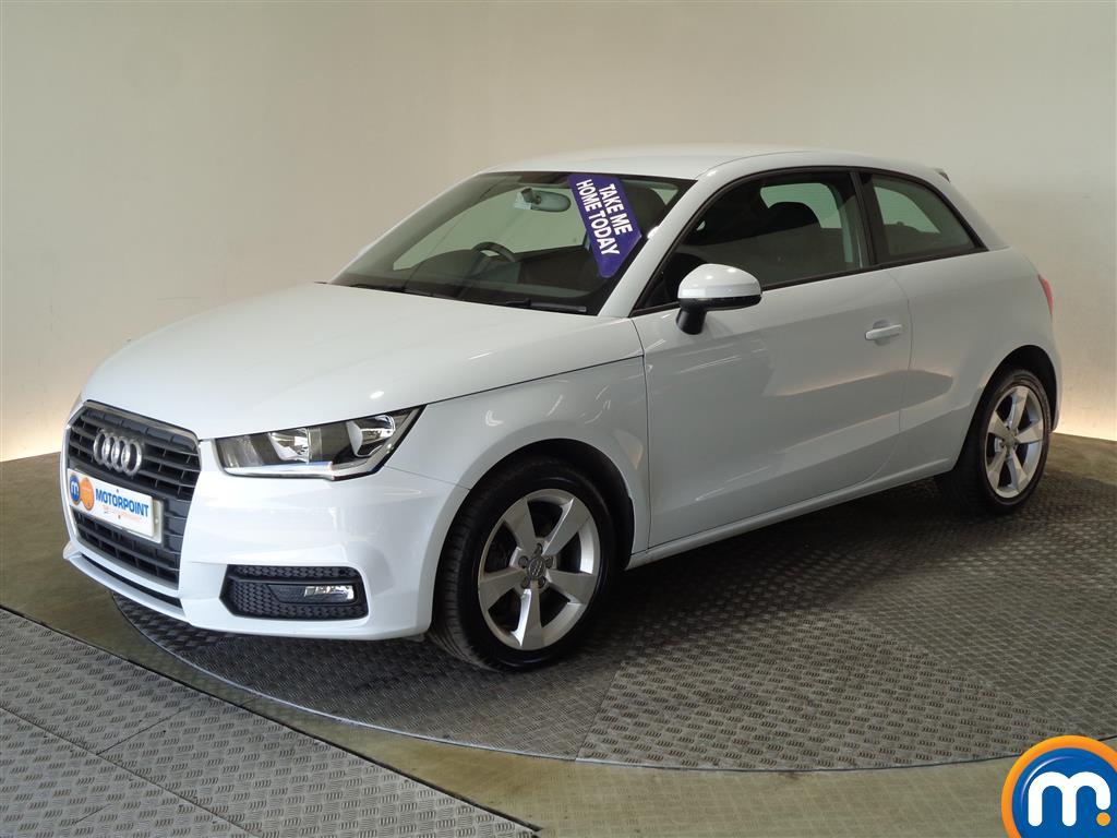 Audi A1 Sport Nav - Stock Number (1005677) - Passenger side front corner