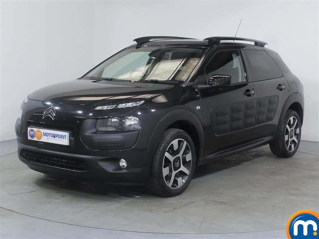 Citroen C4 Cactus Flair - Stock Number (1003496) - Passenger side front corner