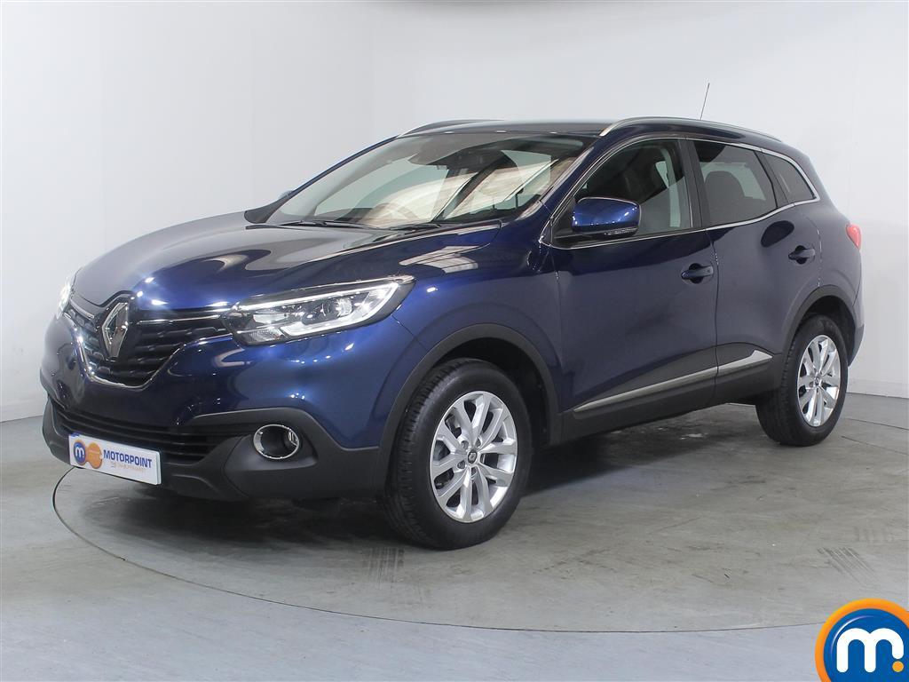 Renault Kadjar Dynamique Nav - Stock Number (1007113) - Passenger side front corner
