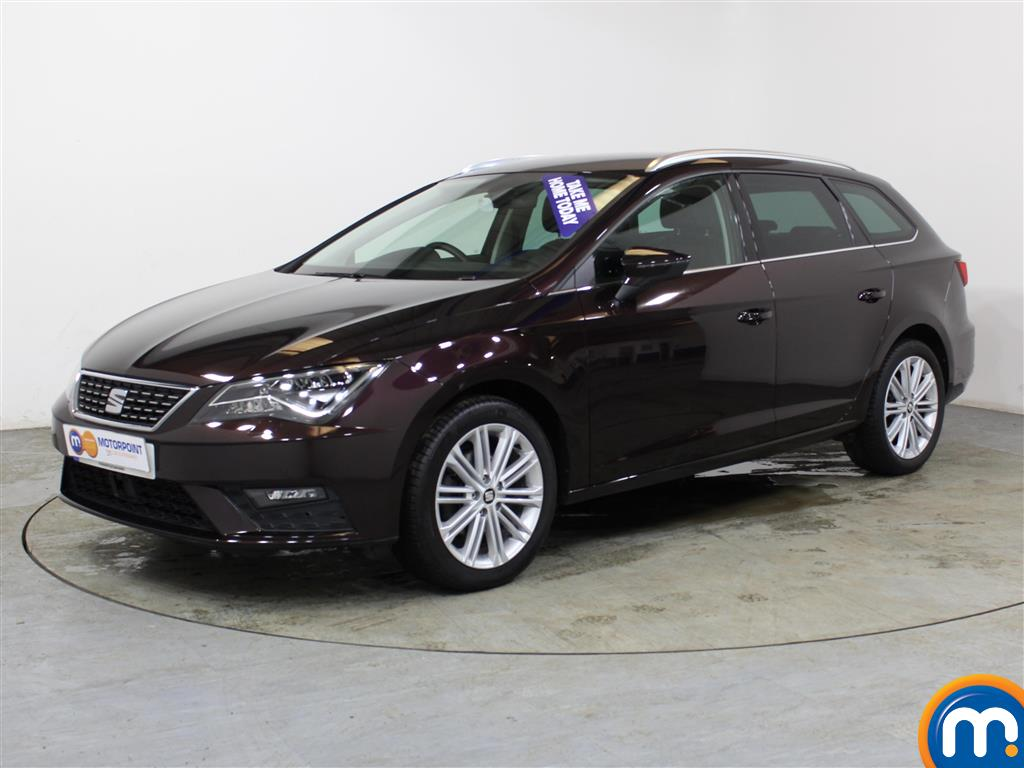 Seat Leon Xcellence Technology - Stock Number (998746) - Passenger side front corner