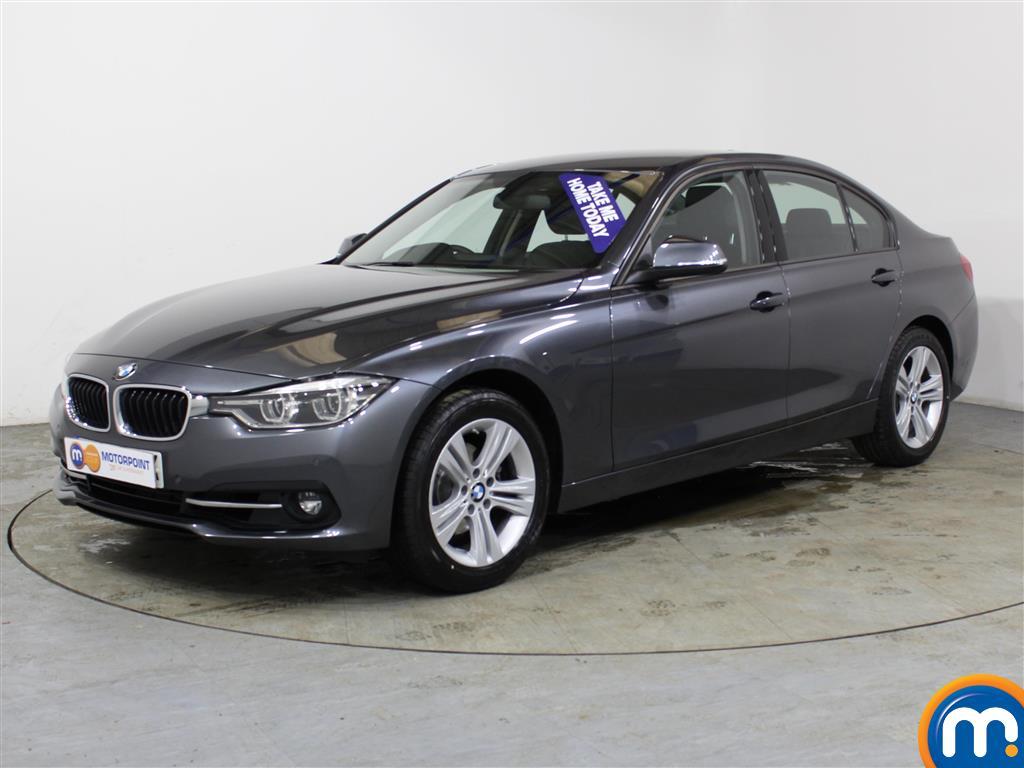 BMW 3 Series Sport - Stock Number (1010453) - Passenger side front corner