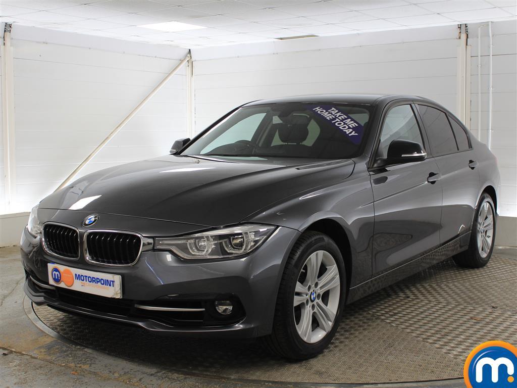 BMW 3 Series Sport - Stock Number (998862) - Passenger side front corner