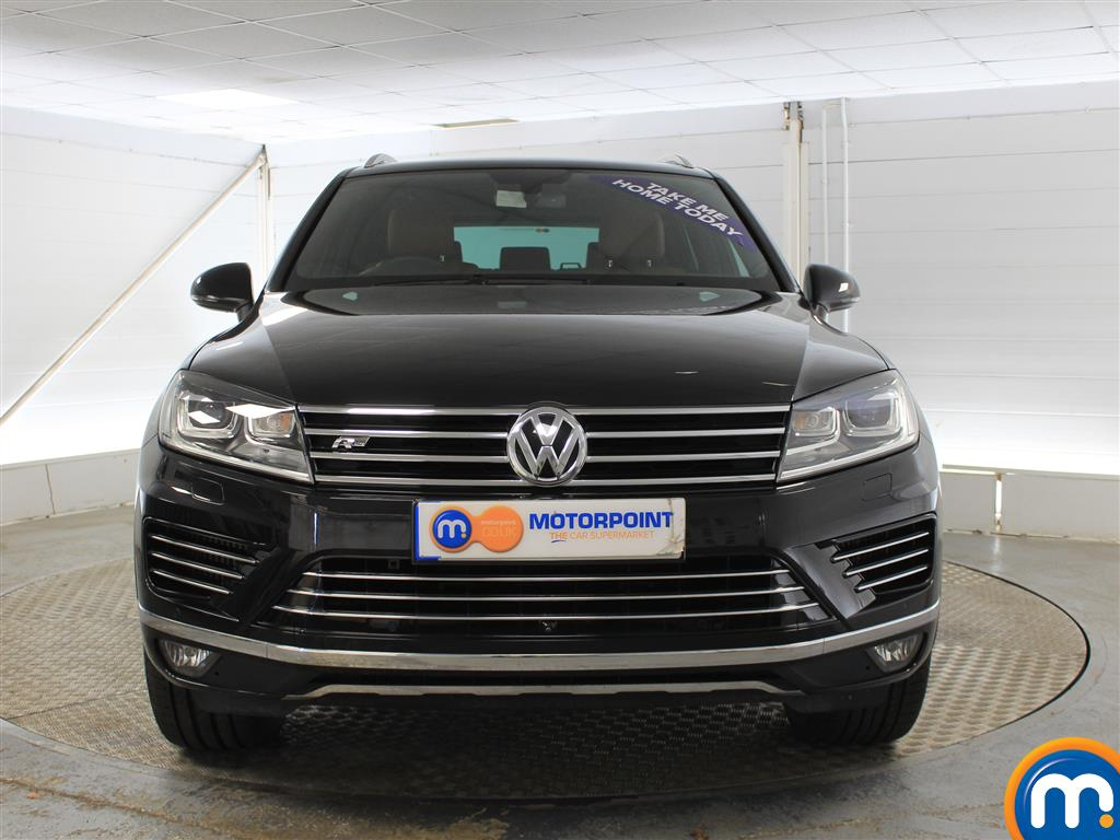 Volkswagen Touareg R Line Plus Automatic Diesel 4X4 - Stock Number (1005252) - Front bumper