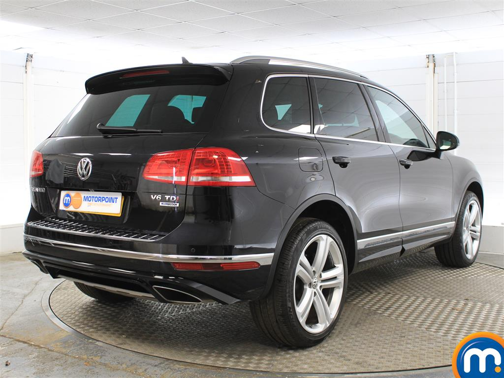 Volkswagen Touareg R Line Plus Automatic Diesel 4X4 - Stock Number (1005252) - Drivers side rear corner