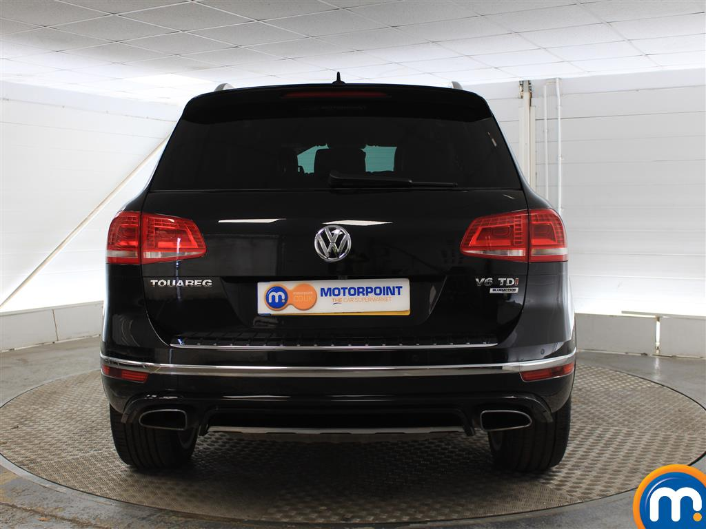 Volkswagen Touareg R Line Plus Automatic Diesel 4X4 - Stock Number (1005252) - Rear bumper