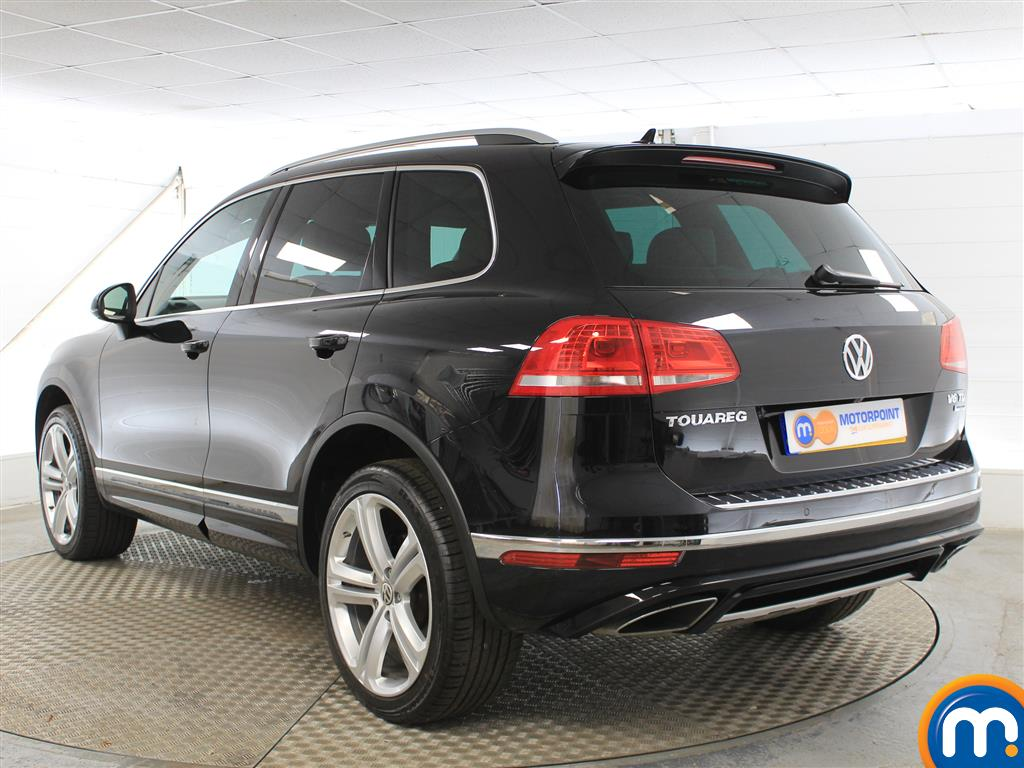Volkswagen Touareg R Line Plus Automatic Diesel 4X4 - Stock Number (1005252) - Passenger side rear corner