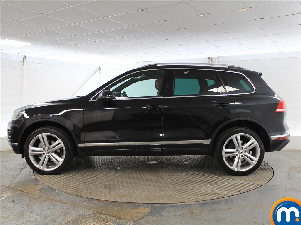 Volkswagen Touareg R Line Plus Automatic Diesel 4X4 - Stock Number (1005252) - Passenger side