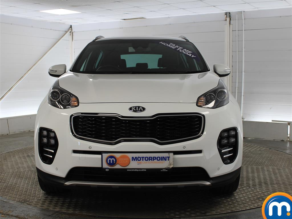 KIA Sportage Gt-Line Automatic Petrol 4X4 - Stock Number (1005561) - Front bumper