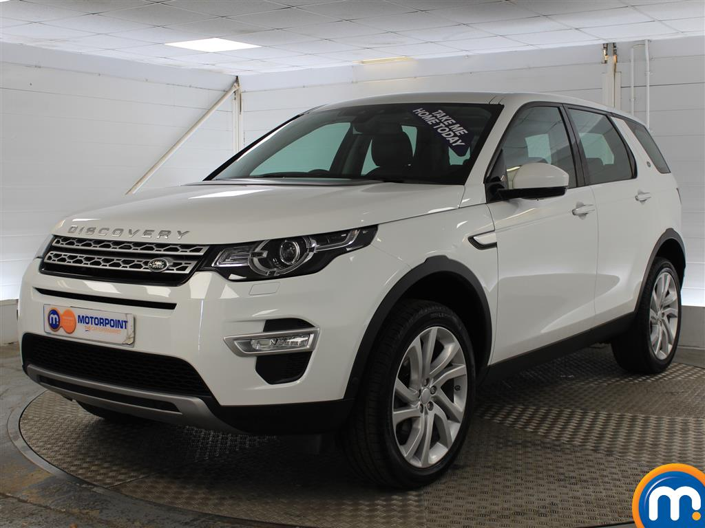 Land Rover Discovery Sport HSE Luxury - Stock Number (1005756) - Passenger side front corner