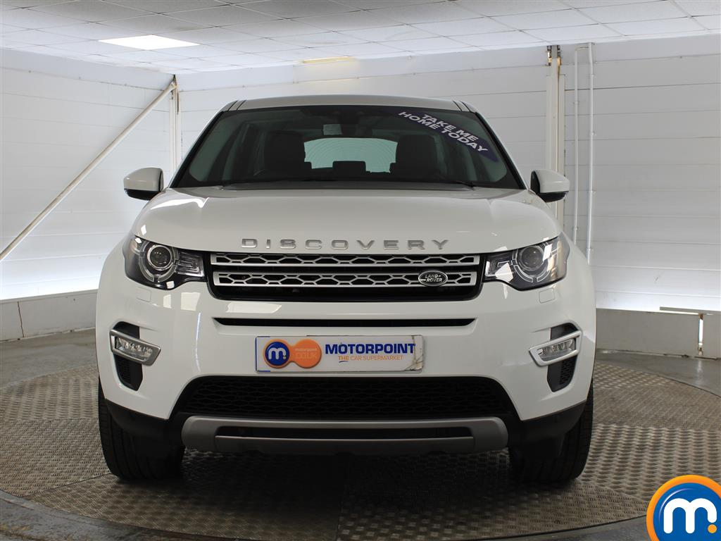 Land Rover Discovery Sport Hse Luxury Automatic Diesel 4X4 - Stock Number (1005756) - Front bumper