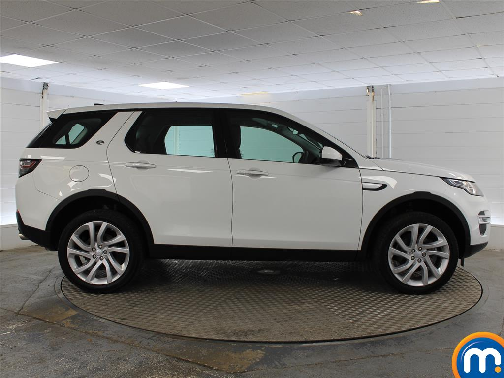 Land Rover Discovery Sport Hse Luxury Automatic Diesel 4X4 - Stock Number (1005756) - Drivers side