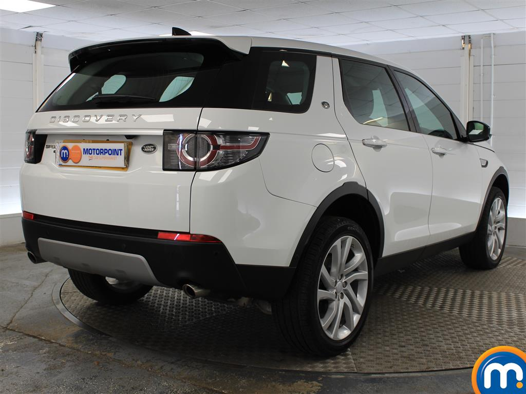 Land Rover Discovery Sport Hse Luxury Automatic Diesel 4X4 - Stock Number (1005756) - Drivers side rear corner