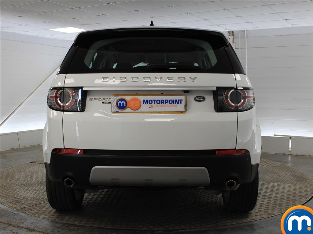 Land Rover Discovery Sport Hse Luxury Automatic Diesel 4X4 - Stock Number (1005756) - Rear bumper