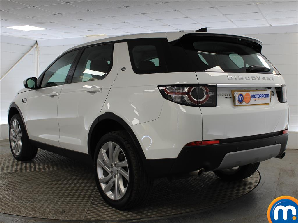 Land Rover Discovery Sport Hse Luxury Automatic Diesel 4X4 - Stock Number (1005756) - Passenger side rear corner