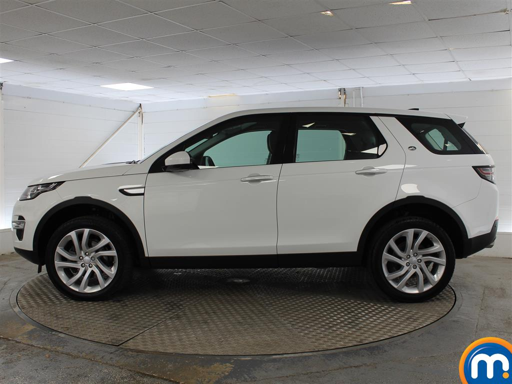 Land Rover Discovery Sport Hse Luxury Automatic Diesel 4X4 - Stock Number (1005756) - Passenger side
