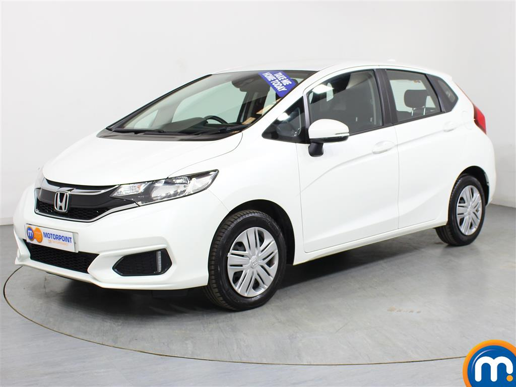 Honda Jazz S - Stock Number (1006020) - Passenger side front corner