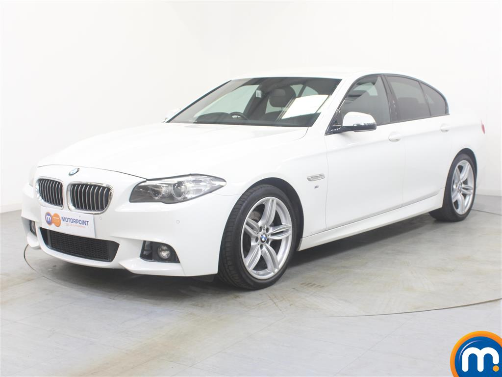 BMW 5 Series M Sport - Stock Number (1002472) - Passenger side front corner