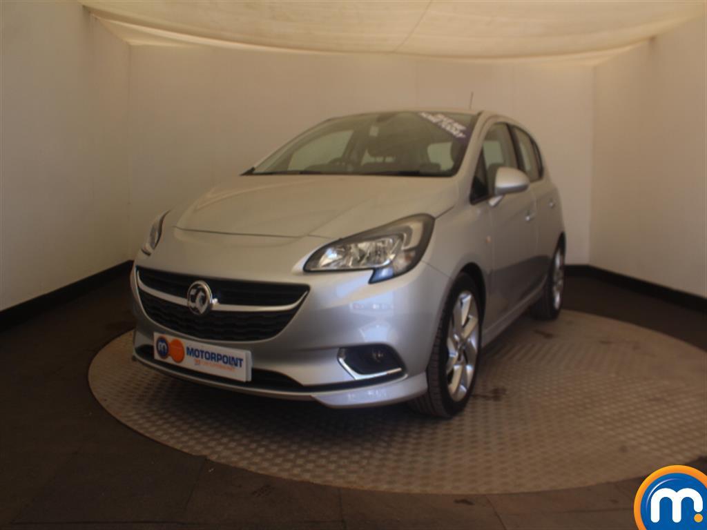 Vauxhall Corsa SRi Vx-line - Stock Number (1009244) - Passenger side front corner