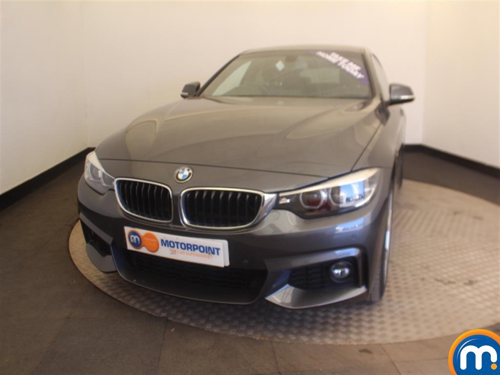 BMW 4 Series M Sport - Stock Number (1001340) - Passenger side front corner