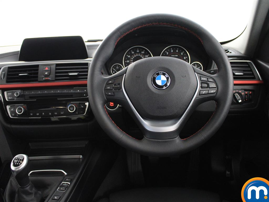 BMW 3 Series Sport Manual Petrol Saloon - Stock Number (1010442) - 3rd supplementary image