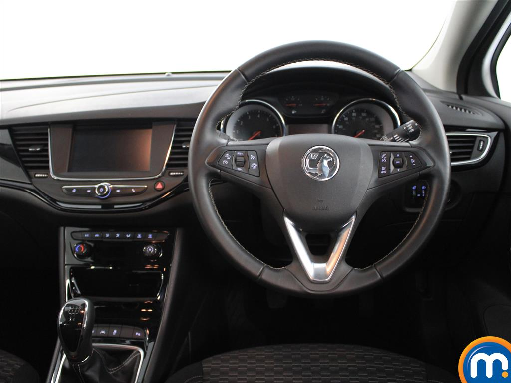 Vauxhall Astra SRI Manual Petrol Hatchback - Stock Number (1010716) - 3rd supplementary image