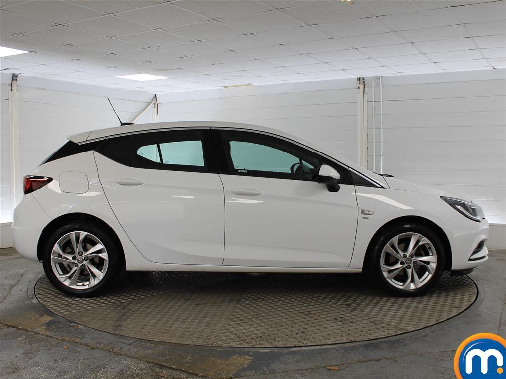 Vauxhall Astra SRI Manual Petrol Hatchback - Stock Number (1010716) - Drivers side